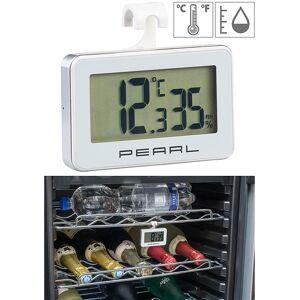 Pearl Digitales Kühlschrank-Thermometer und -Hygrometer mit Haken
