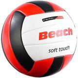 Speeron Beachvolleyball, griffige Soft-Touch-Oberfläche, Kunstleder, 20,5 cm Ø