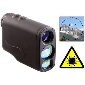 Zavarius Laser-Entfernungs- und Geschwindigkeitsmesser, 6x21