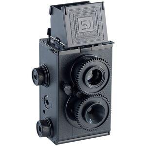 Somikon Zweiäugige Spiegelreflex-Kamera zum Selberbauen