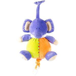 """Playtastic Niedliche Kuschel-Spieluhr """"Otto, der Elefant"""""""