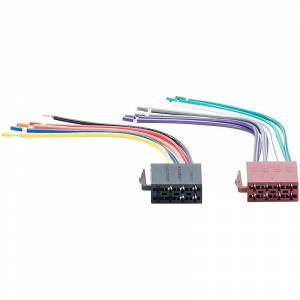Creasono Umrüstadapter-Set ISO Lautsprecher/Strom