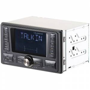 Creasono 2-DIN-MP3-Autoradio CAS-4380.bt mit RDS, Bluetooth, USB & SD, 4x 45 W