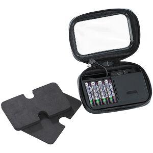 NavGear Allwetter-Schutztasche & Powerbank für 3,5