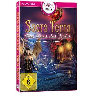 """Purple Hills PC-Spiel """"Sacra Terra 2 - Der Kuss des Todes"""", Collectors Edition"""