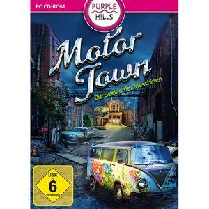 """Purple Hills PC-Spiel """"Motortown - Die Seelen der Maschinen"""""""