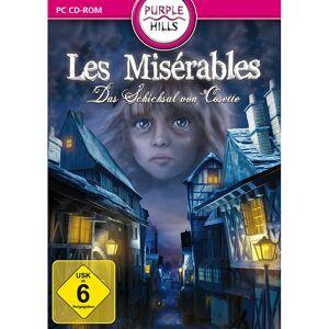 """Purple Hills PC-Spiel """"Les Misérables - Das Schicksal von Cosette"""""""