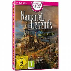 "Purple Hills PC-Spiel ""Namariel Legends - The Iron Lord"""