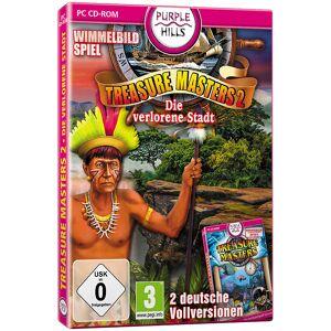 "Purple Hills PC-Spiel ""Treasure Masters 2 - Die verlorene Stadt"""