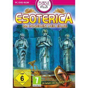 """Purple Hills Wimmelbild-PC-Spiel """"Esoterica - Im Innern der Erde"""""""