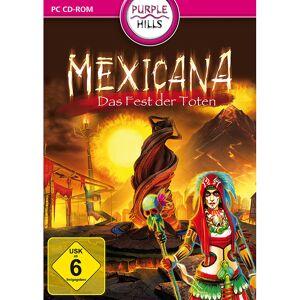 """Purple Hills Wimmelbild-PC-Spiel """"Mexicana- Das Fest der Toten"""""""