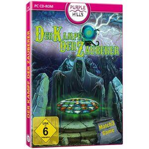 """Purple Hills PC-Spiel """"Der Kampf der Zauberer"""""""