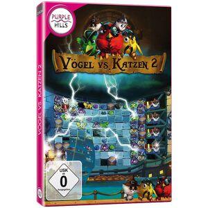 """Purple Hills PC-Spiel """"Vögel vs. Katzen 2"""""""