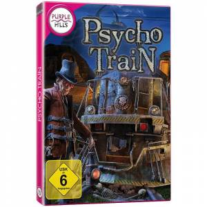 "Purple Hills Wimmelbild-PC-Spiel ""Psycho Train"""