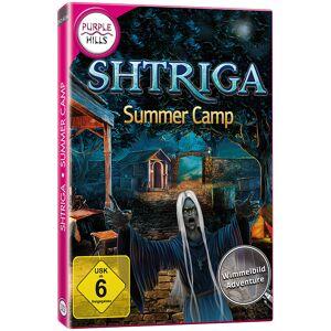 """Purple Hills Wimmelbild-PC-Spiel """"Shtriga - Summercamp"""""""