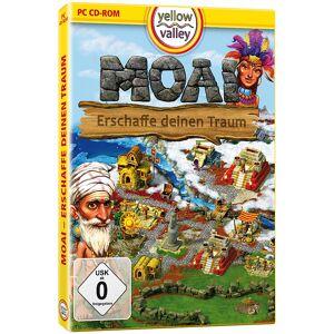 "Yellow Valley PC-Spiel ""Moai - Erschaffe deinen Traum""AC"