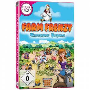 "Purple Hills PC-Spiel ""Farm Frenzy - Hurricane Season"""