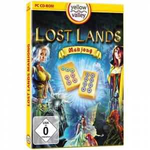 "Yellow Valley PC-Spiel ""Lost Island Mahjong"" in der Premiumedition"