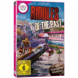 "Purple Hills Wimmelbid-PC-Spiel ""Riddles of the Past"""