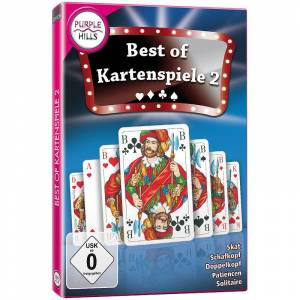 "Purple Hills PC-Kartenspiel ""Best of Kartenspiele 2"""