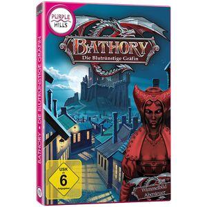 """Purple Hills Wimmelbild-PC-Spiel """"Bathory - Die blutrünstige Gräfin"""""""