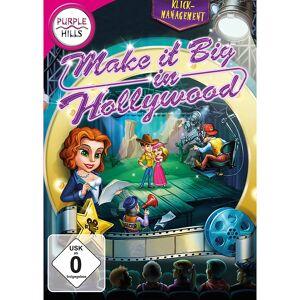 "Purple Hills PC-Spiel ""Make it big in Hollywood"""