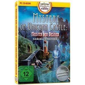 """Yellow Valley Wimmelbild-Spiel """"Mystery of Unicorn Castle 2"""", für Windows 7/8/8.1/10"""