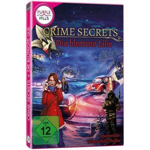 """Purple Hills Wimmelbild-Spiel """"Crime Secrets - Die blutrote Lilie"""", Windows 7/8/10"""