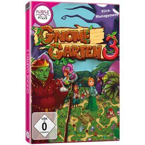 """Purple Hills Klickmanagement-Spiel """"Gnome Garten 3"""", für Windows 7/8/8.1/10"""