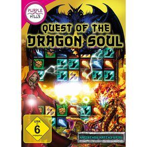"Purple Hills Match3-Spiel ""Quest of the Dragon Soul"", für Windows 7/8/8.1/10"