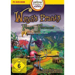 """Yellow Valley Denkspiel """"Witch`s Pranks - Frogs Fortune"""", für Windows 7/8/8.1/10"""