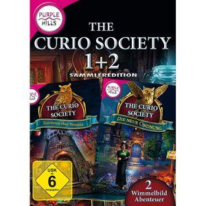 """Purple Hills Wimmelbild-PC-Spiel """"Curio Society 1+2"""" in der Sammleredition"""