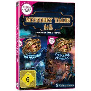 """Purple Hills Wimmelbild-Spiel """"Mystery Tales 1 + 2"""", für Windows 7/8/8.1/10"""
