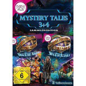 """Purple Hills Wimmelbild-Spiel """"Mystery Tales 3 + 4"""", für Windows 7/8/8.1/10"""
