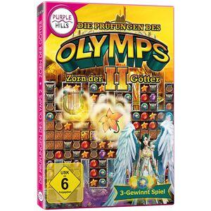 """Purple Hills Match3-Spiel """"Die Prüfungen des Olymps 2 - Zorn der Götter"""", Windows"""