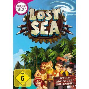 "Purple Hills Action-Adventure-PC-Spiel ""Lost Sea"""