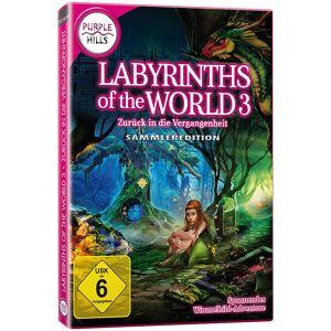 """Purple Hills Wimmelbild-PC-Spiel """"Labyrinths of the World 3"""" in der Sammleredition"""