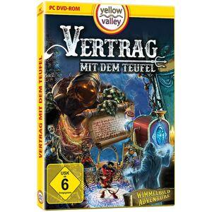 """Yellow Valley Wimmelbild-Spiel """"Vertrag mit dem Teufel"""", für Windows 7/8/8.1/10"""