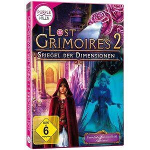 """Purple Hills Wimmelbild-Spiel """"Lost Grimoires 2 - Spiegel der Dimensionen"""""""
