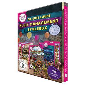 Purple Hills Die gute Laune Klick-Management Spielebox
