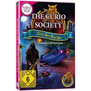 """Purple Hills Wimmelbild-PC-Spiel """"The Curio Society 3 - Zeit der Rache"""""""