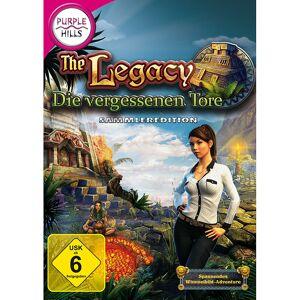 """Purple Hills Wimmelbild-PC-Spiel """"The Legacy - Die vergessenen Tore"""""""