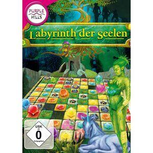 """Purple Hills 3-Gewinnt-Spiel """"Labyrinth der Seelen"""", für Windows 7/8/8.1/10"""
