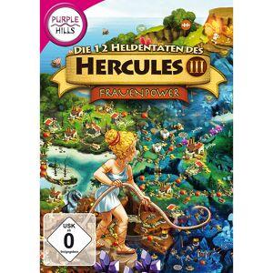 """Purple Hills PC-Spiel """"Die 12 Heldentaten des Herkules III: Frauenpower"""""""