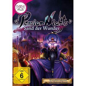 """Purple Hills Wimmelbild-Spiel """"Persian nights - Sand der Wunder"""", ab Windows 7"""