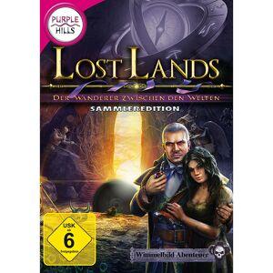 """Purple Hills Wimmelbild-Spiel """"Lost Lands - Der Wanderer zwischen den Welten"""""""