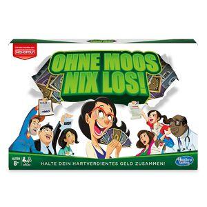 """Hasbro Brettspiel von Monopoly """"Ohne Moos nix los!"""", 2-4 Spieler, ab 8 Jahren"""
