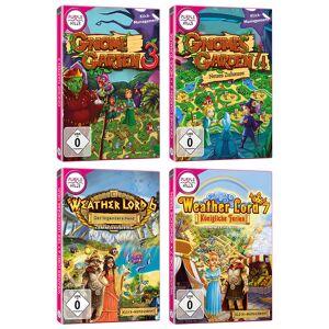 Yellow Valley Gnome`s Garden und Weather Lord-Bundle
