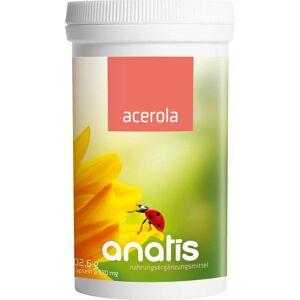 anatis Naturprodukte Acerola - 180 Kapseln
