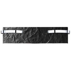 Climastar Slim 500 Toalleros (Leistung/Grösse: 500 W / 25 x 100 cm, Farbe: White Cashmere)